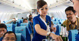 9 curiosos secretos detrás de cada vuelo que ninguna aerolínea quiere que sepas