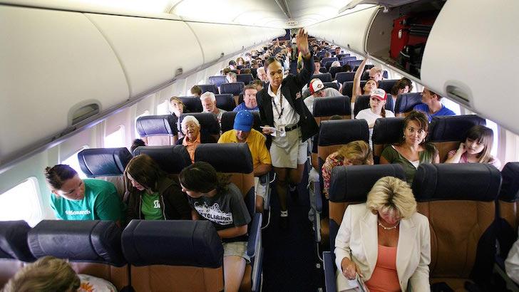 9 curiosos secretos detrás de cada vuelo que ninguna aerolínea quiere que sepas 5