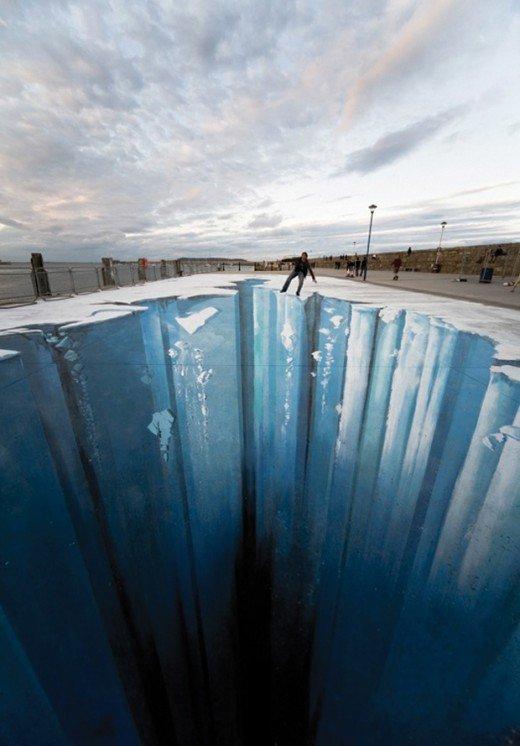 Asombrosos murales que cuestionarán tu perspectiva  10
