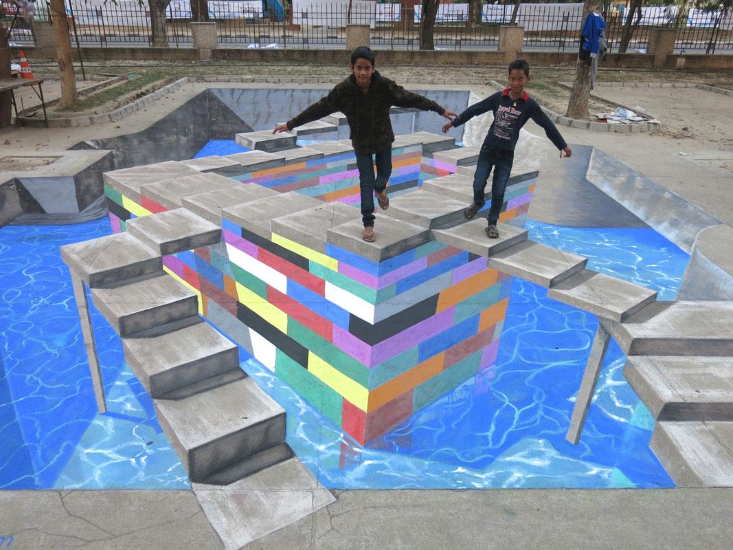 Asombrosos murales que cuestionarán tu perspectiva  20
