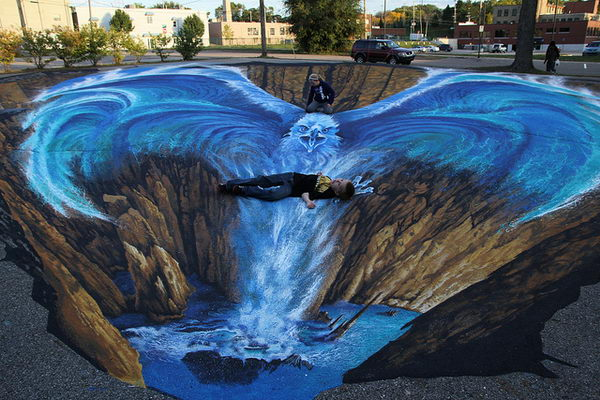 Asombrosos murales que cuestionarán tu perspectiva 4