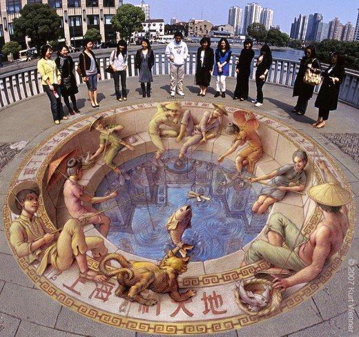 Asombrosos murales que cuestionarán tu perspectiva8