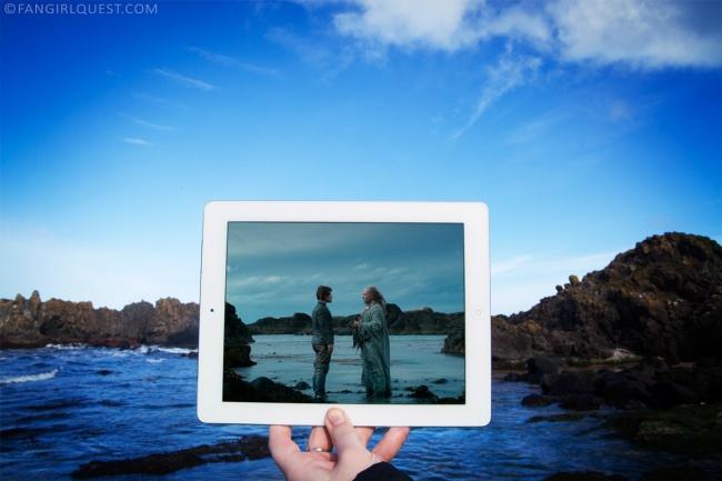 Blogueras fotografían lugares de películas famosas 4