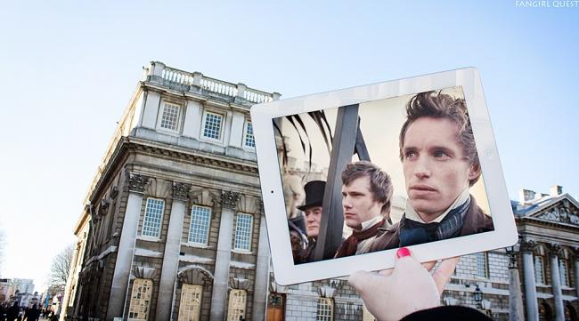 Blogueras fotografían lugares de películas famosas 9