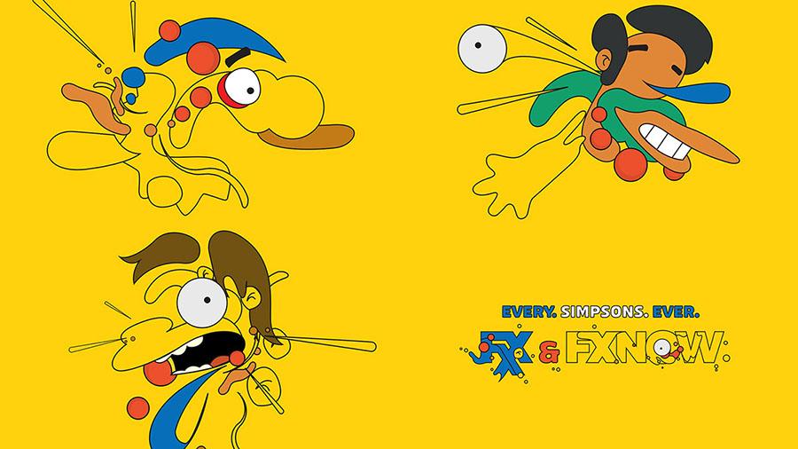 """Conoce la nueva identidad de """"Los Simpson"""" para este 2016 01"""