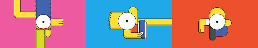 """Conoce la nueva identidad de """"Los Simpson"""" para este 2016 04"""