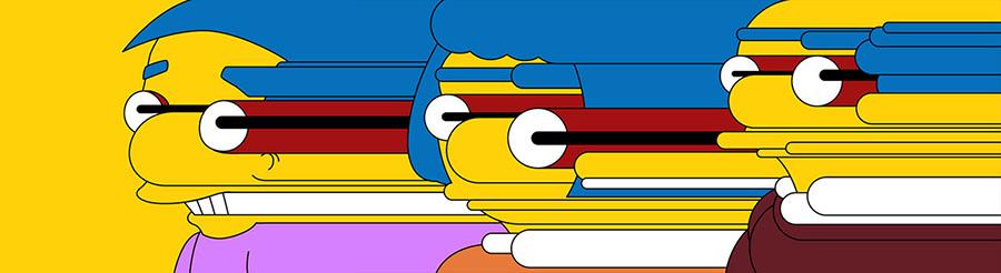 """Conoce la nueva identidad de """"Los Simpson"""" para este 2016 05"""