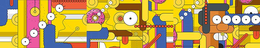 """Conoce la nueva identidad de """"Los Simpson"""" para este 2016 07"""