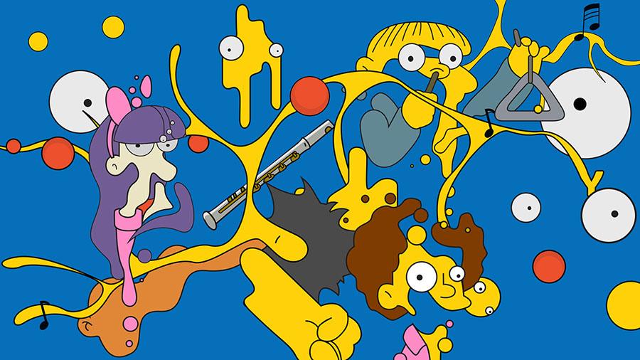 """Conoce la nueva identidad de """"Los Simpson"""" para este 2016 12"""