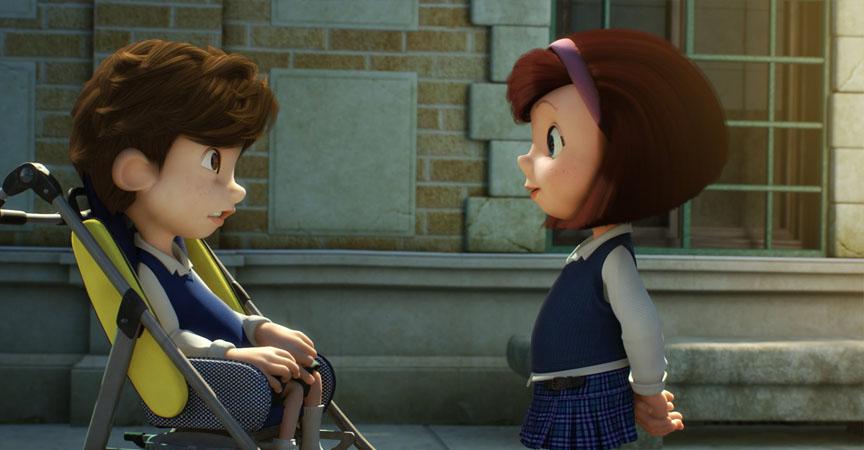 Cuerdas: enternecedor corto animado ganador de los Premios Goya ...