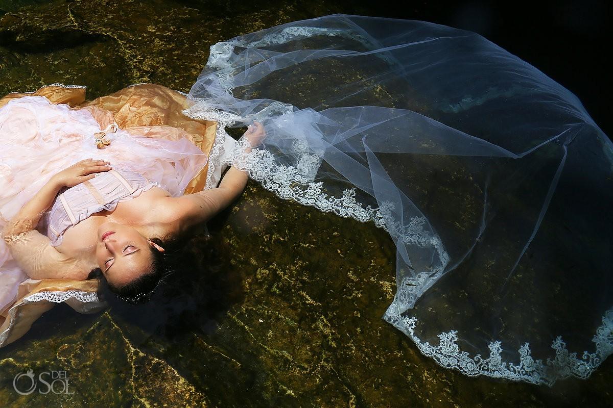 Emotivo homenaje de esta novia cuyo prometido falleció días antes de su boda 04