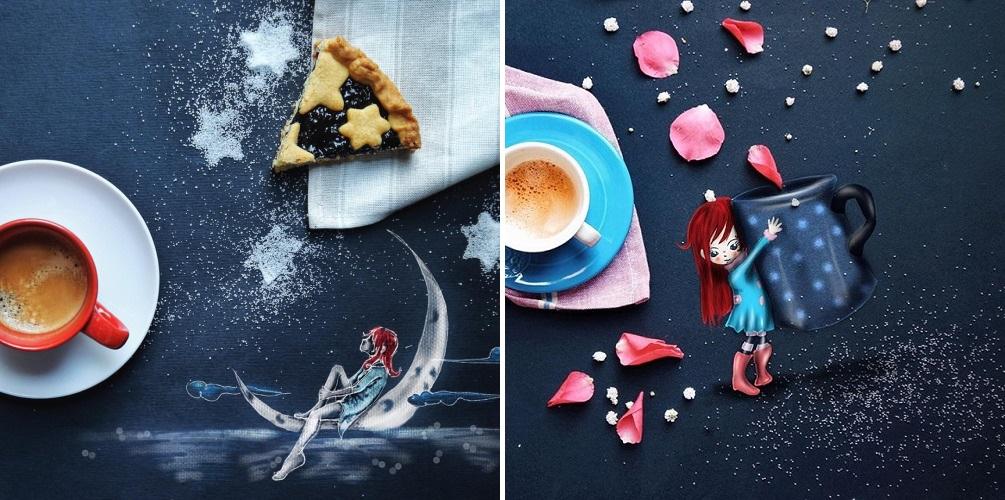 Ilustraciones llenas de sabor que les abrirá el apetito para crear 08