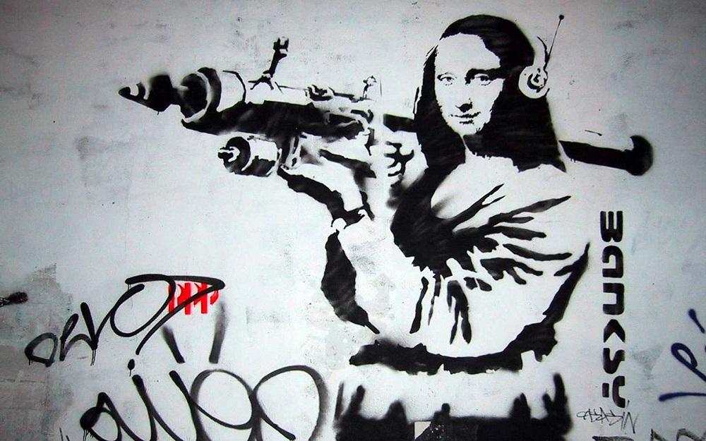 La Identidad de Banksy habría quedado revelada 05