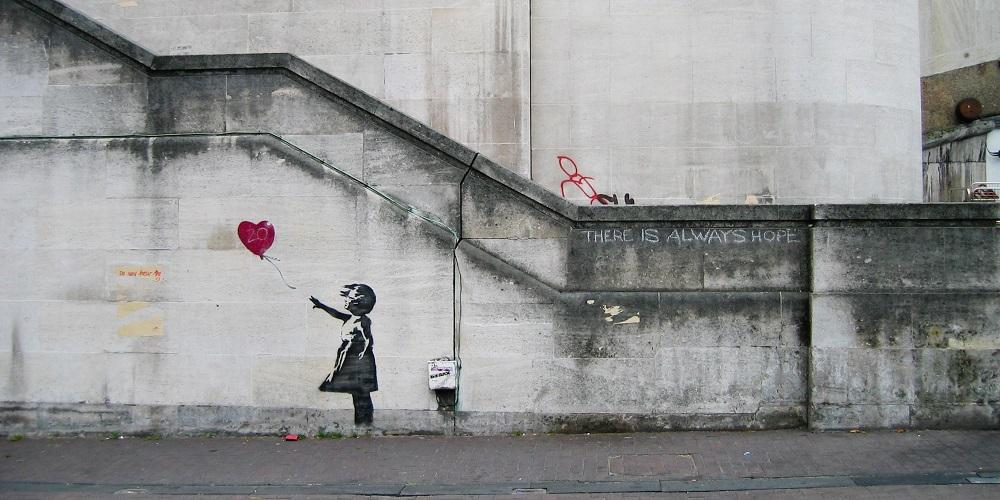 La Identidad de Banksy habría quedado revelada 08