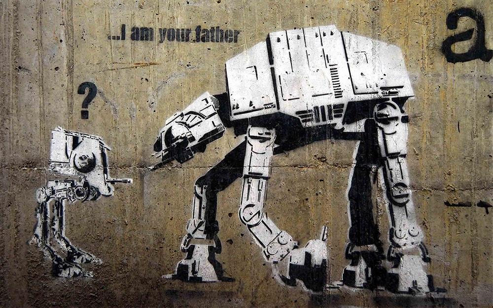 La Identidad de Banksy habría quedado revelada 09