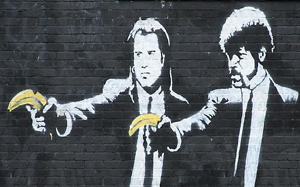 La Identidad de Banksy habría quedado revelada 11