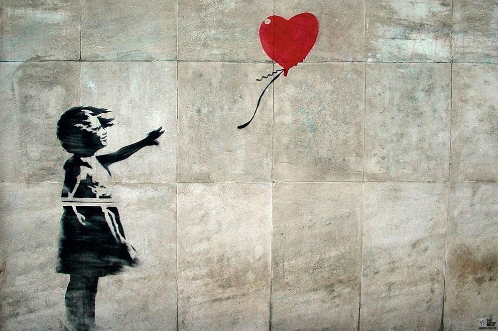 La Identidad de Banksy habría quedado revelada 13