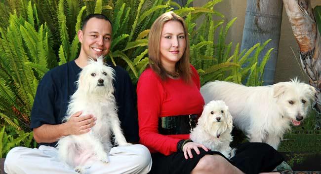La excelente labor de Hope for Paws y su compromiso por ayudar a perros necesitados 02