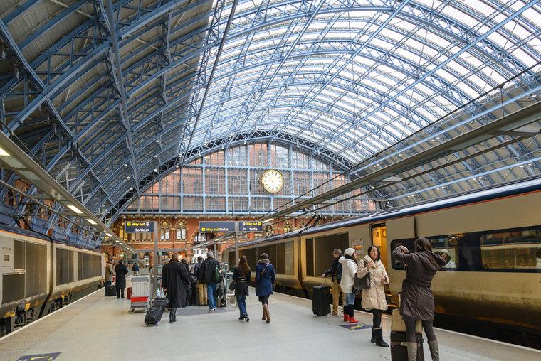 Las estaciones de tren más hermosas del mundo 02