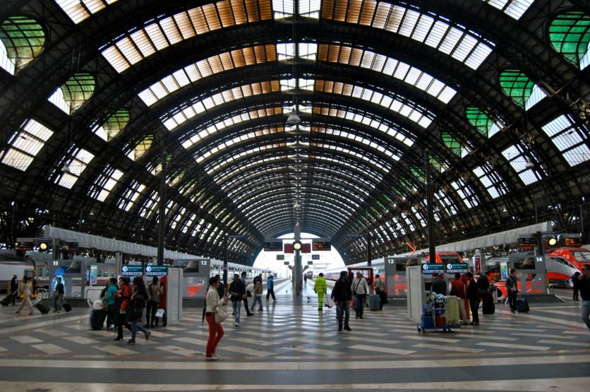 Las estaciones de tren más hermosas del mundo 05
