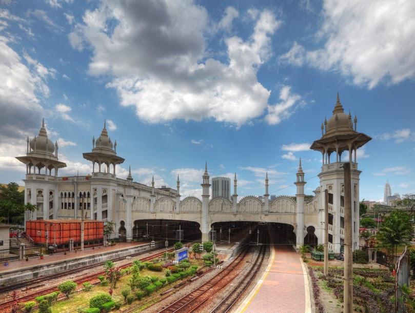 Las estaciones de tren más hermosas del mundo 06