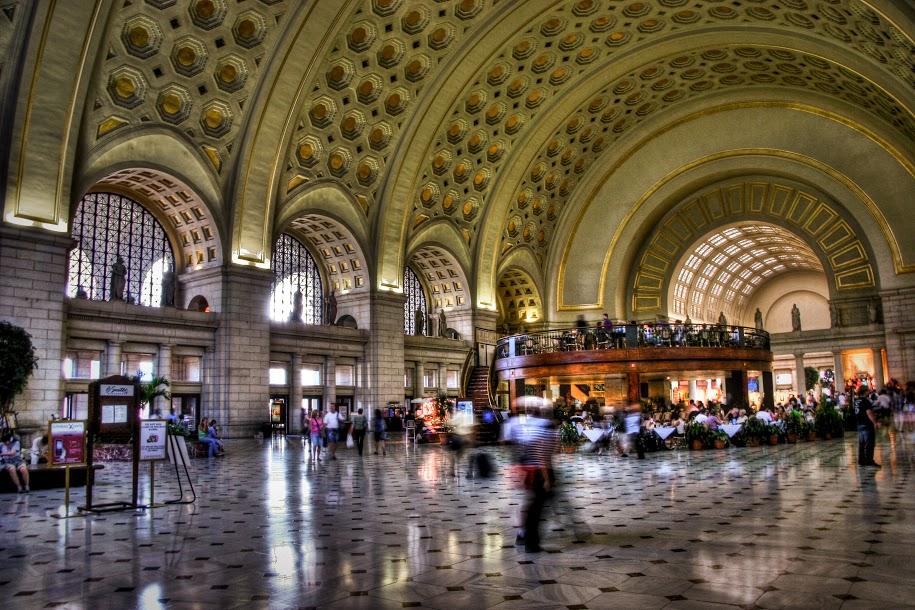 Las estaciones de tren más hermosas del mundo 12