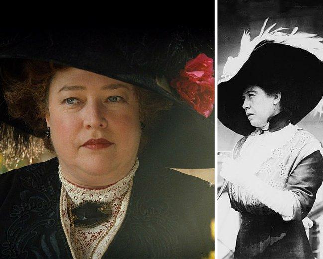Le rendimos homenaje a sobrevivientes tras los 104 años de hundimiento del Titanic1