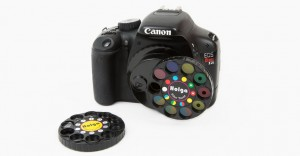 Lente lomográfico para cámaras digitales
