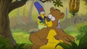 Los Simpson rinden honor a Disney con este nuevo episodio en su sofá