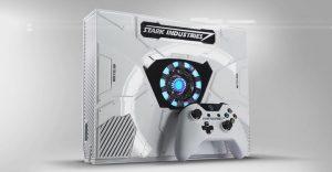 Microsoft presenta el nuevo Xbox de Industrias Stark