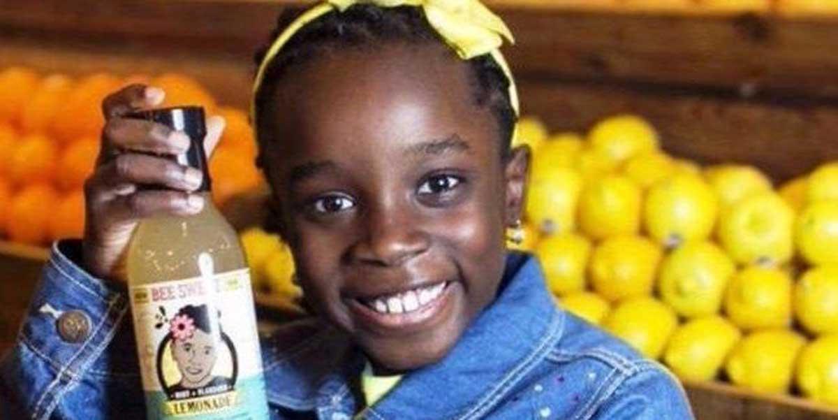 Niña de 11 años se vuelve millonaria por vender su limonada casera 1