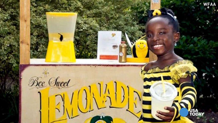 Niña de 11 años se vuelve millonaria por vender su limonada casera 2