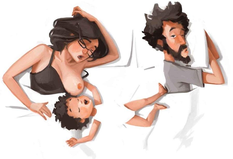 No hay nada mejor que ser padres y estas ilustraciones lo demostrarán 02
