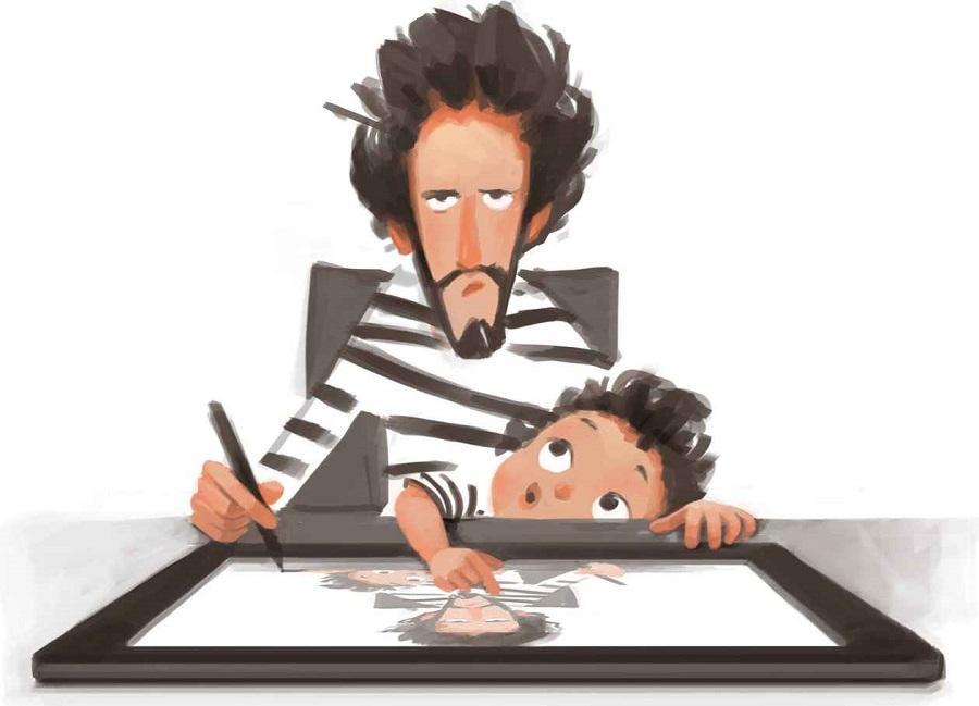 No hay nada mejor que ser padres y estas ilustraciones lo demostrarán 05