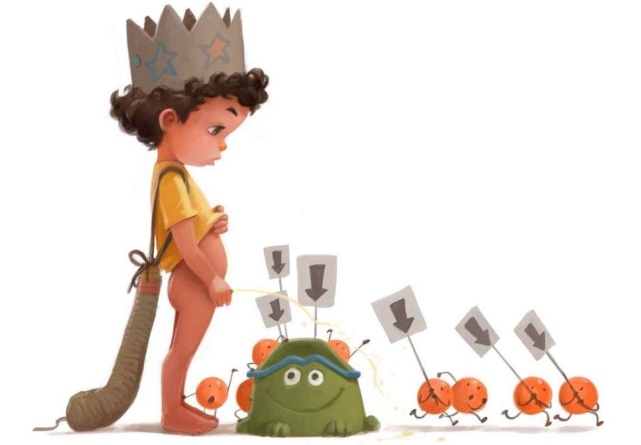 No hay nada mejor que ser padres y estas ilustraciones lo demostrarán 07