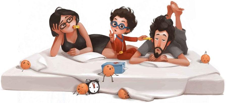 No hay nada mejor que ser padres y estas ilustraciones lo demostrarán 10
