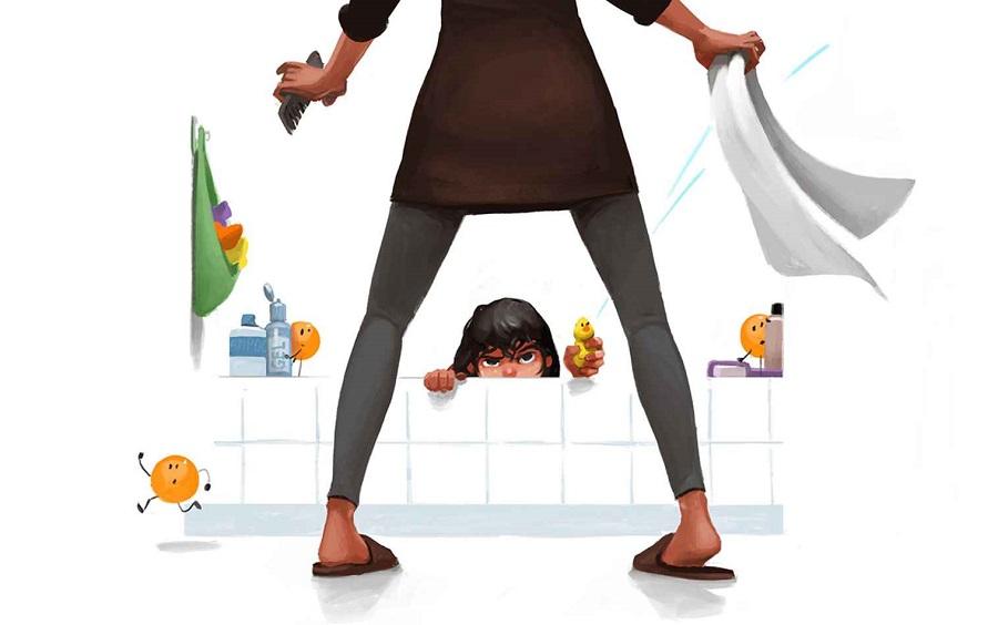 No hay nada mejor que ser padres y estas ilustraciones lo demostrarán 17