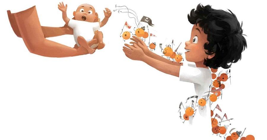 No hay nada mejor que ser padres y estas ilustraciones lo demostrarán 26