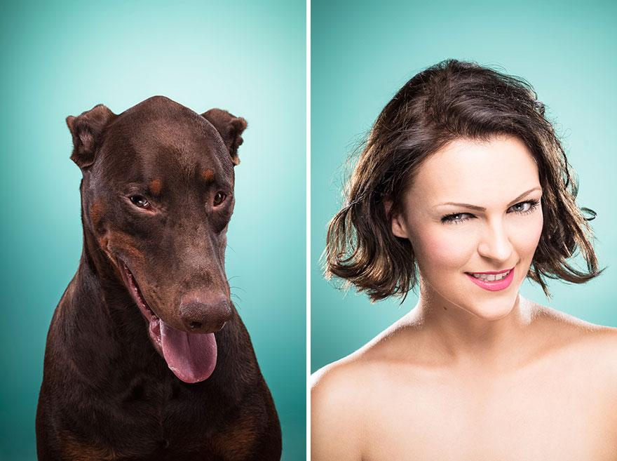 Perros que lucen iguales a sus dueños 10