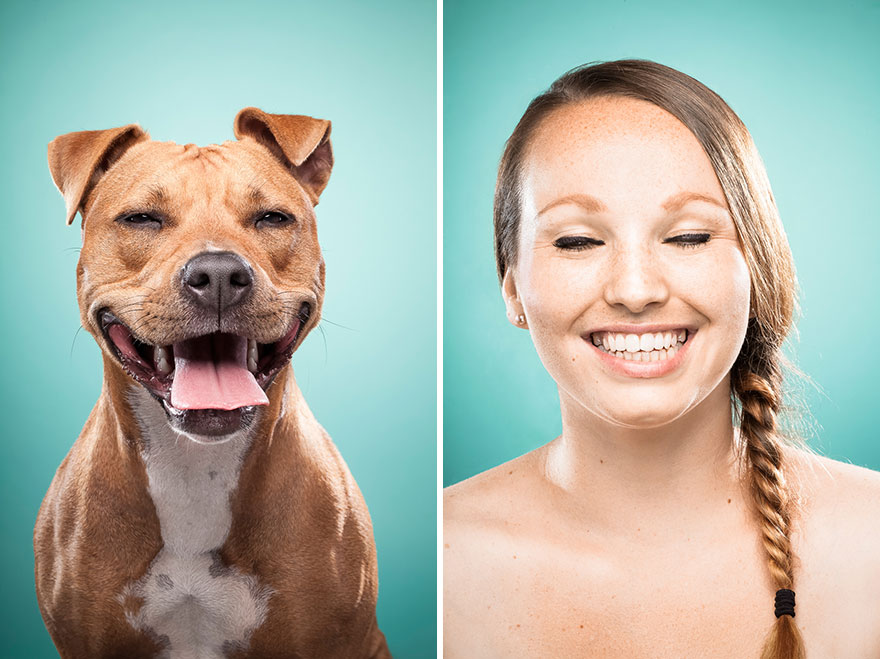Perros que lucen iguales a sus dueños 12