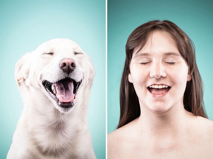 Perros que lucen iguales a sus dueños 8