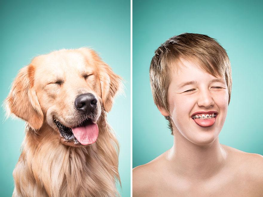 Perros que lucen iguales a sus dueños1