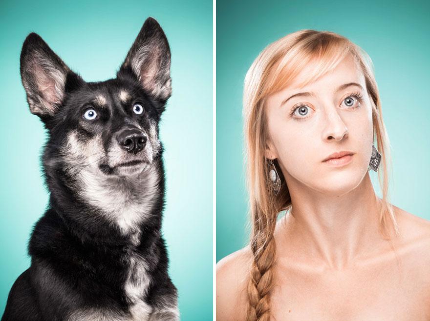 Perros que lucen iguales a sus dueños2