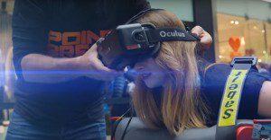 """Realidad virtual promueve película """"Punto de Quiebre"""" con auténticas escenas en paracaidismo"""