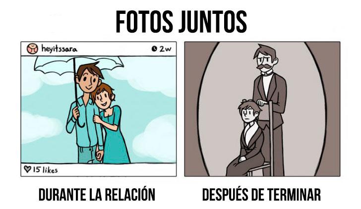 Salir de una relación cambia tu perspectiva y estas ilustraciones te lo demuestran 3