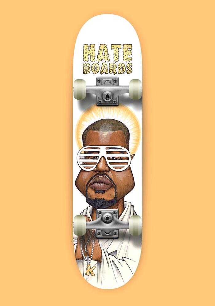 Skateboards para destrozar a las personas que amas odiar 01