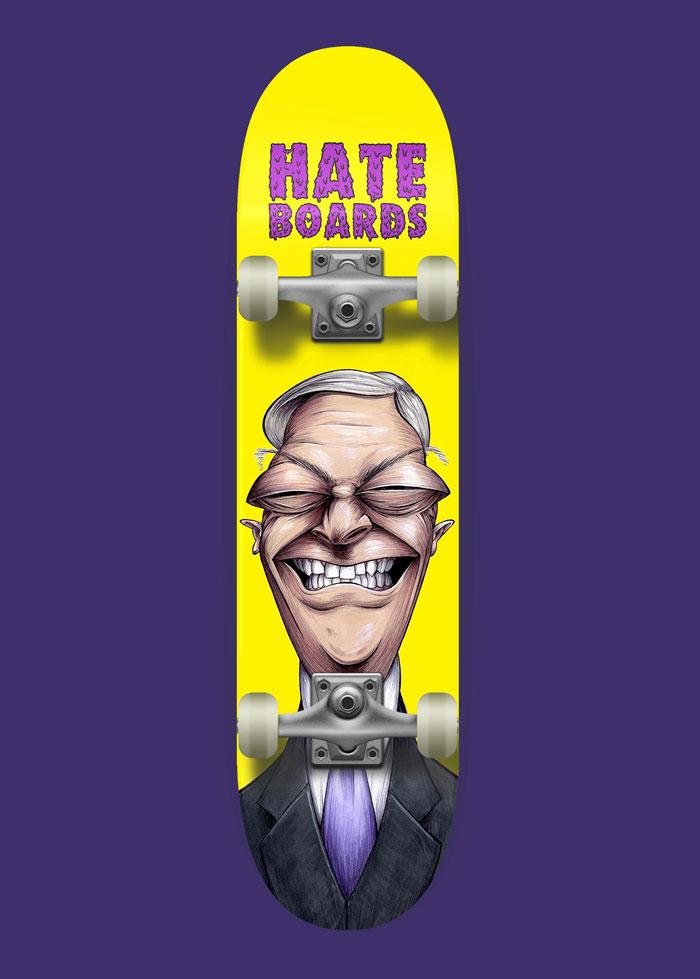 Skateboards para destrozar a las personas que amas odiar 02