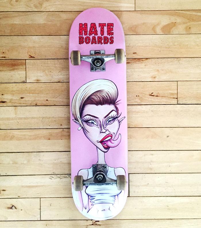 Skateboards para destrozar a las personas que amas odiar 05