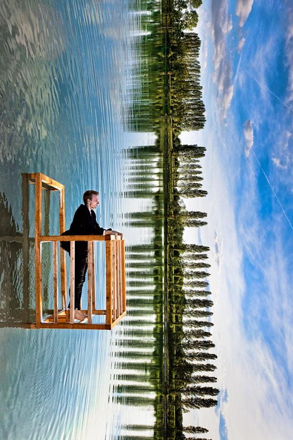 Surrealistas fotos que juegan con la perspectiva 12