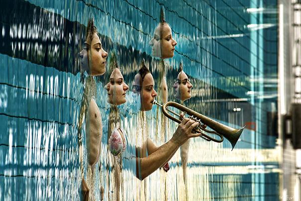 Surrealistas fotos que juegan con la perspectiva 5